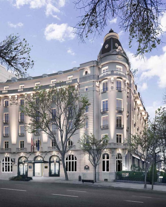 Mandarin Oriental Ritz, Madrid To Open Summer 2020