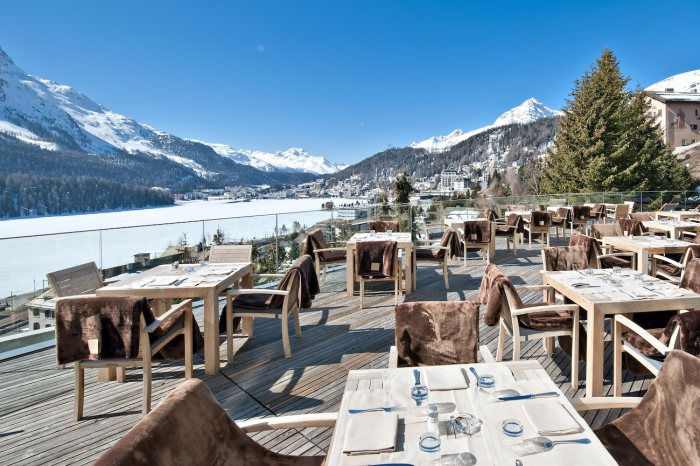 All-Female Line Up for St. Moritz Gourmet Festival